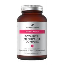Botanical Menopause Complex 60kaps Wild Nutrition