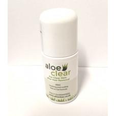 Aloe clear roll-on 60ml Estää karvojen sisäänkasvua