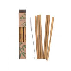 Bambu pillit 6kpl + puhdistusharja