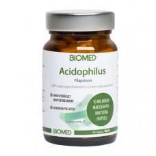 Acidophilus maitohappobakteeri 60kaps