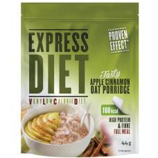 Omena-Kaneli Kaurapuuro Express Diet 44g