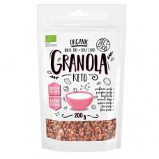 Granola Keto Organic 200g