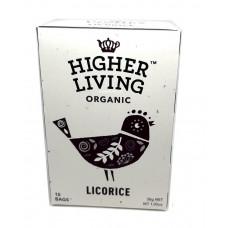 Lakritsatee 15bags luomu Higher Living