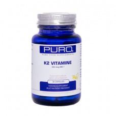 Puro K2-Vitamiini 30kaps