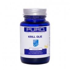 Puro Krilliöljy 60kaps