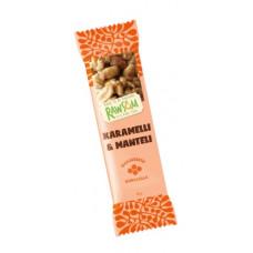 Karamelli-Manteli patukka Rawsom 40g