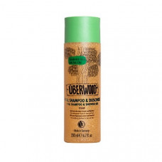 Uberwood Shampoo ja Suihkugeeli 200ml