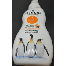 Pyykinpesuaine nestemäinen  Citrus Zest 1,05 l Attitude