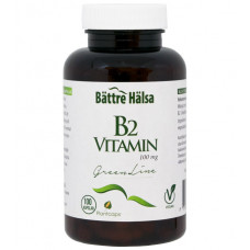 B2-vitamiini 100 mg 100 kaps