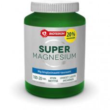 Bioteekin Super Magnesium 100+20tbl