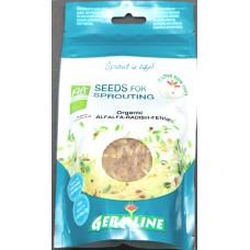 Idätettävä siemensekoitus Alfalfa-Retiisi-Fenkoli 150g