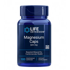 Magnesium 500mg 100kps Life Extension