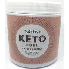 Puhdas+ KETO Fuel Choco-Coconut Vähähiilihydraattinen Välipala 250 g