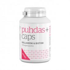 Puhdas+ Kollageeni&Biotiini tuplapakkaus 2x120 kaps.