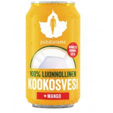 Kookosvesi Mango 310ml