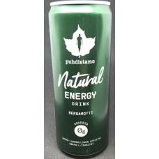 Natural Energy Drink Bergamotti 330 ml