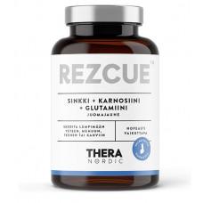 Thera Nordic REZCUE Sinkki + Glutamiini 240g
