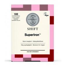 SHIFT Super Iron 100tbl Aduki