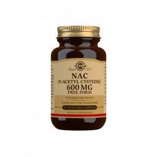 NAC 600 mg 60 kaps Solgar