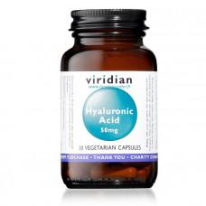 Viridian Hyaluronihappo 50mg 30 kaps