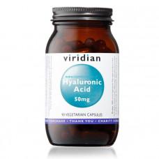 Viridian Hyaluronihappo 50mg 90 kaps