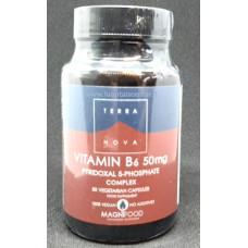 Terranova Vitamin B6 (P-5-P) 50mg 50kps