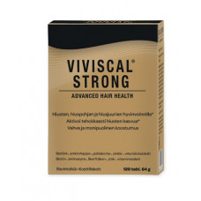 Viviscal Strong Advanced Hair Health 120tbl