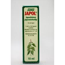 Rantaminttuöljy Salus Japol 10ml