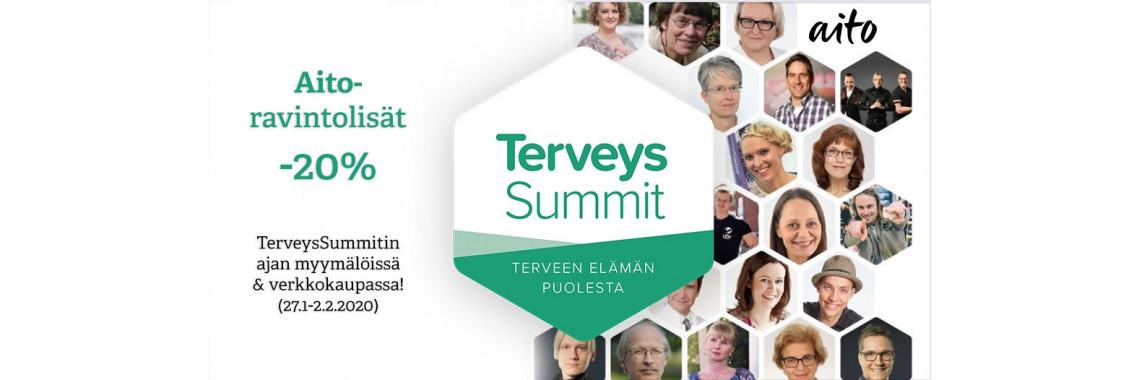 Terveys Summit 2020