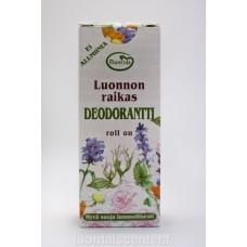 Deodorantti Luonnonraikas 75ml