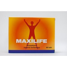 Bioteekin Maxilife Kissankynsi 60tbl