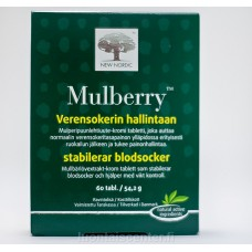 Mulberry 60 tabl.