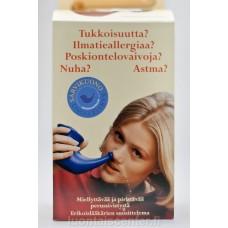 Sarvikuono nenähuuhtelukannu