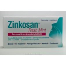 Zinkosan freshmint 20tbl
