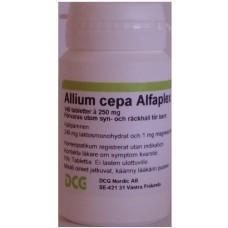 Allium cepa Alfaplex 140tbl