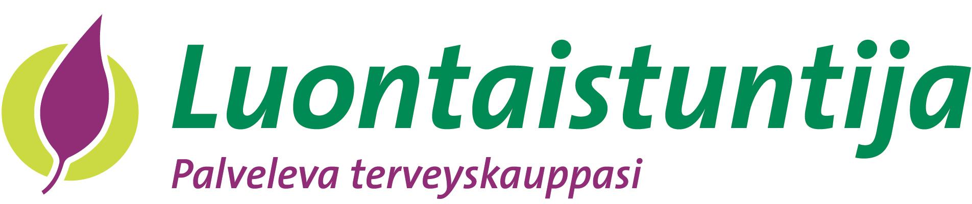 Luontaistuntija - Palveleva Terveyskauppasi logo
