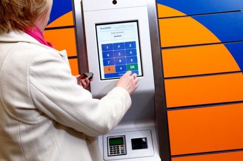 Nouto SmartPost automaatista
